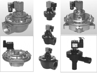 Supply all kinds of pulse valves